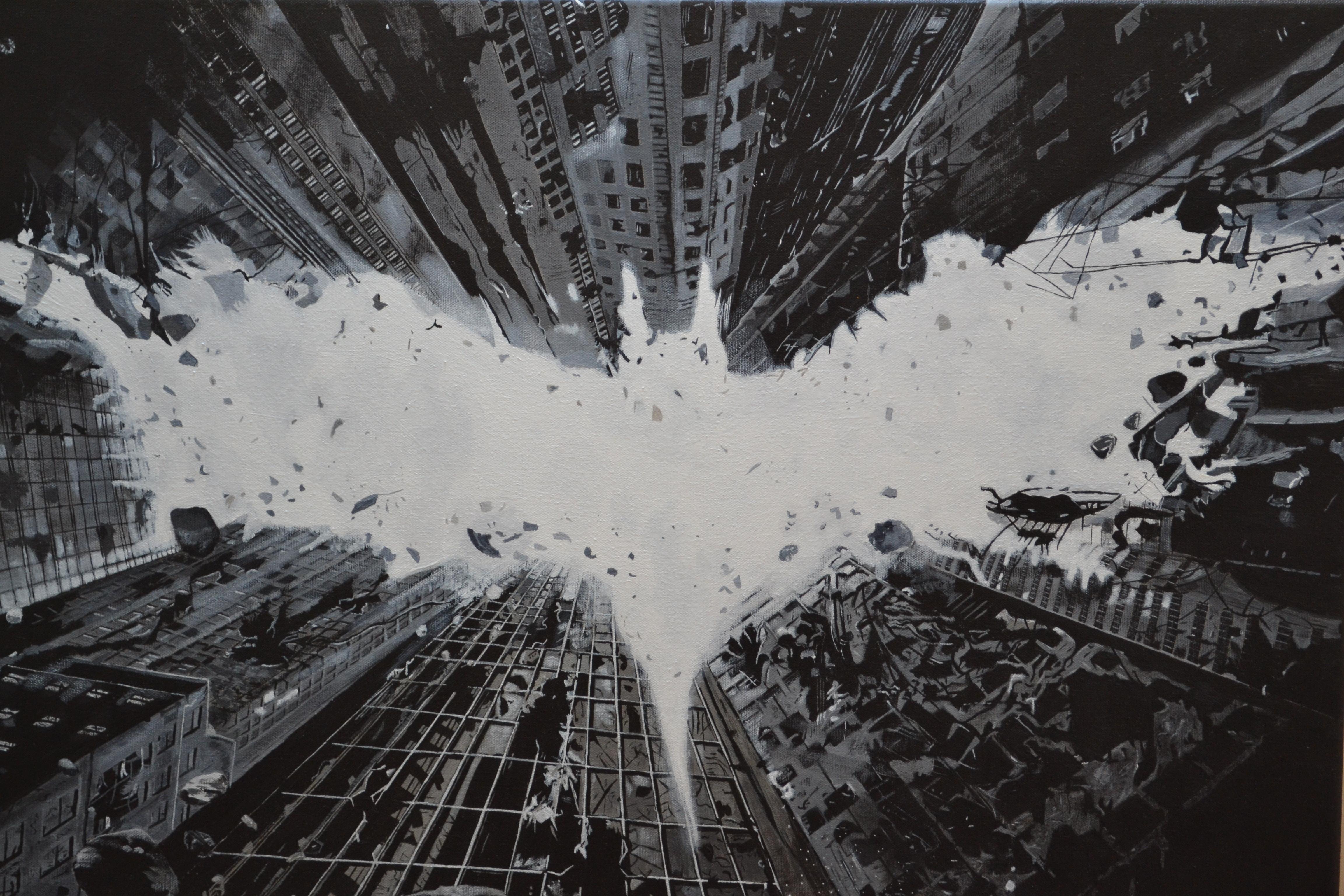 Finished Batman