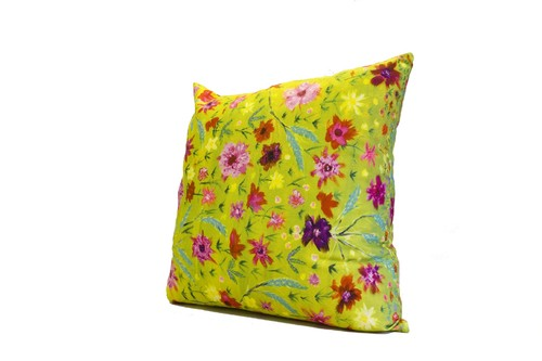 Springtime cushion