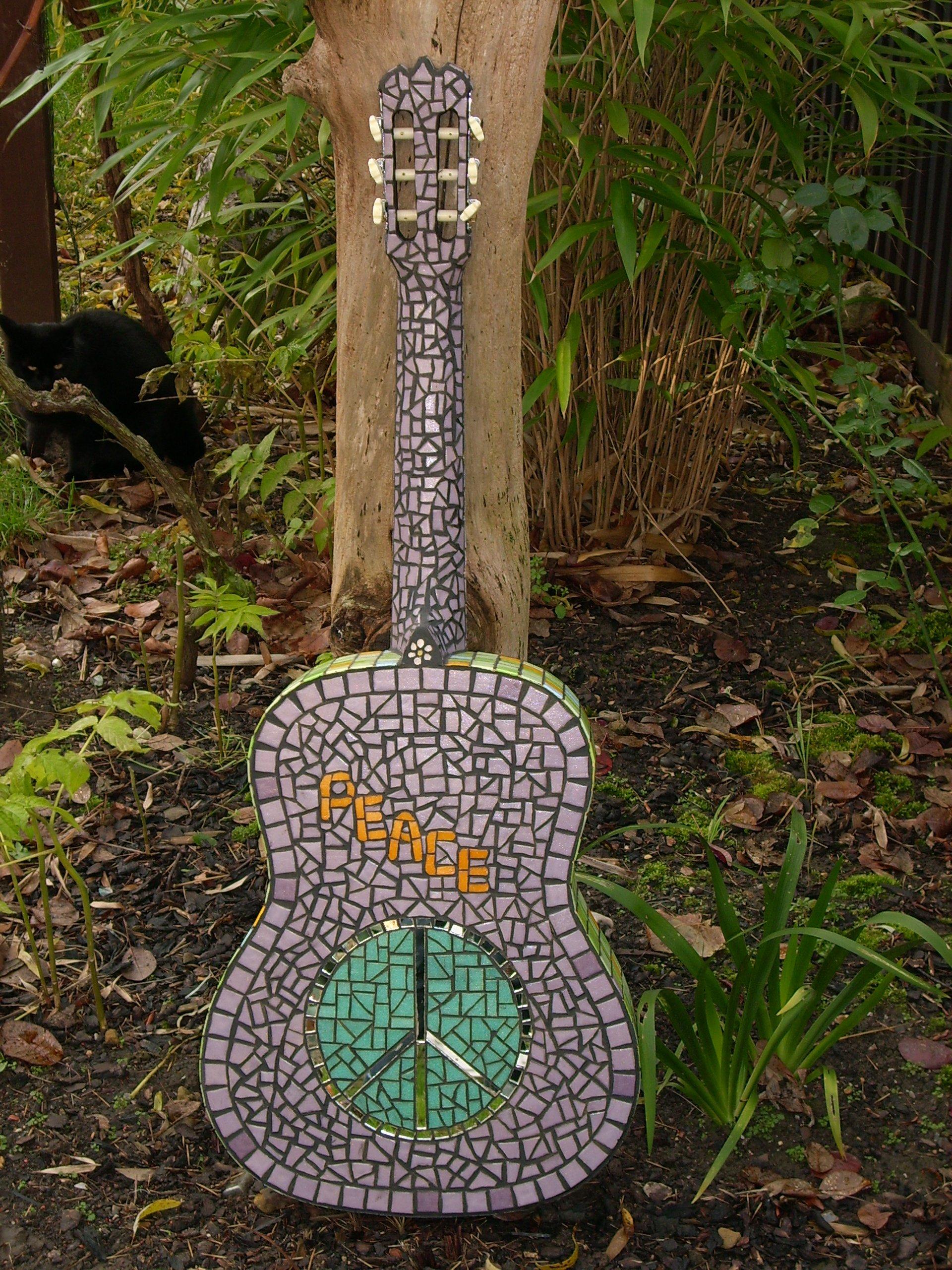Mosaic Guitar 2