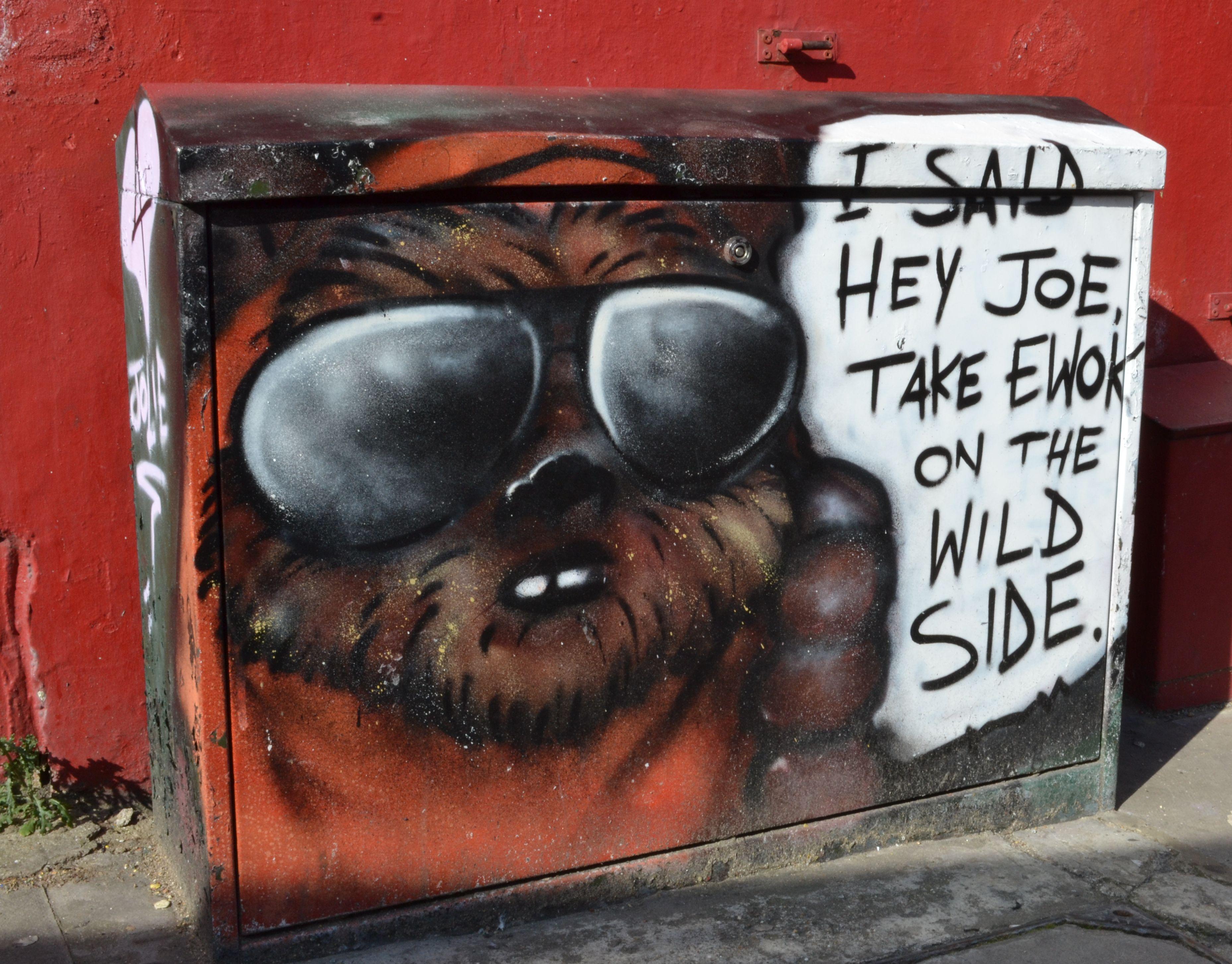 Hendrix Ewok