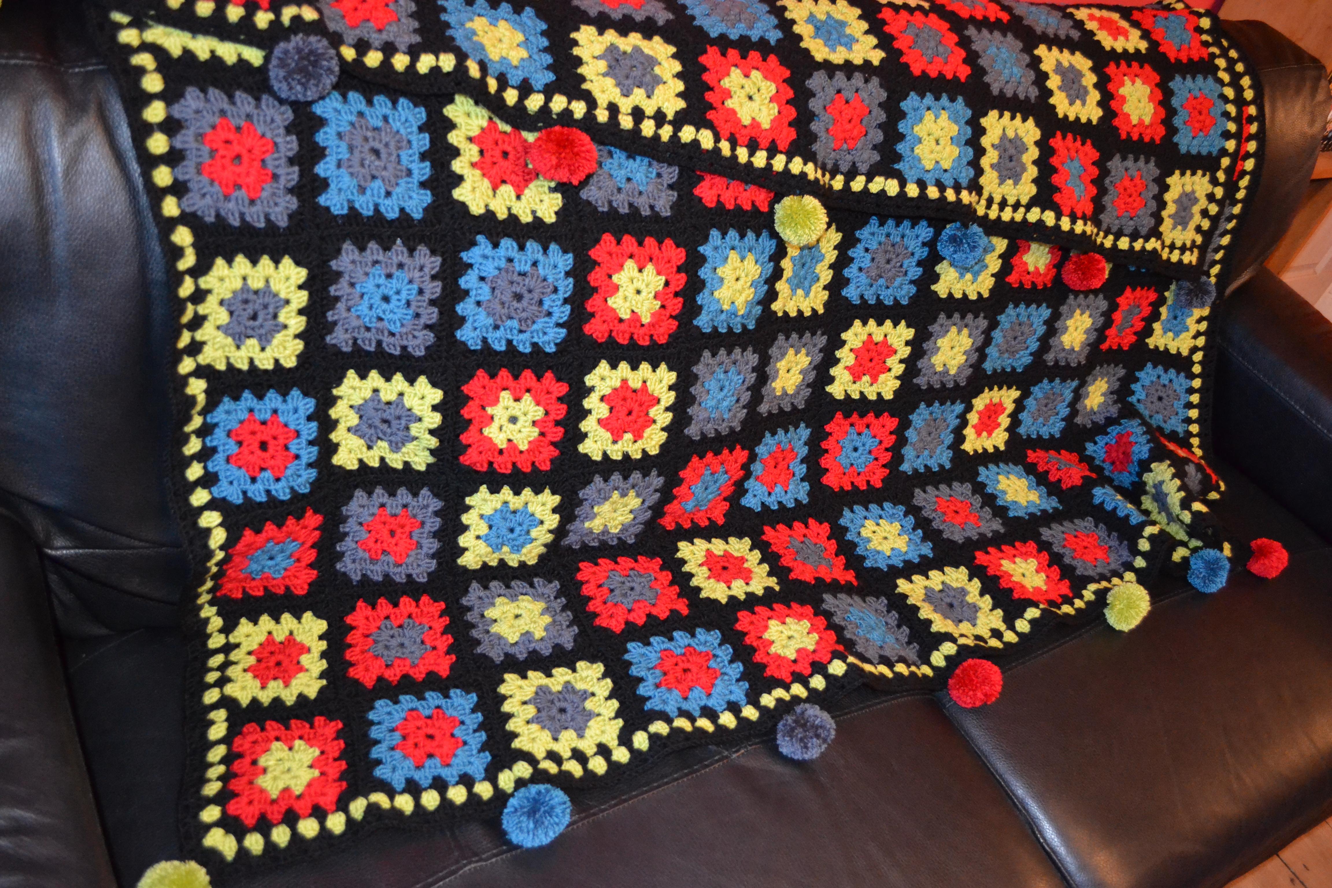 Crochet blanket (7)