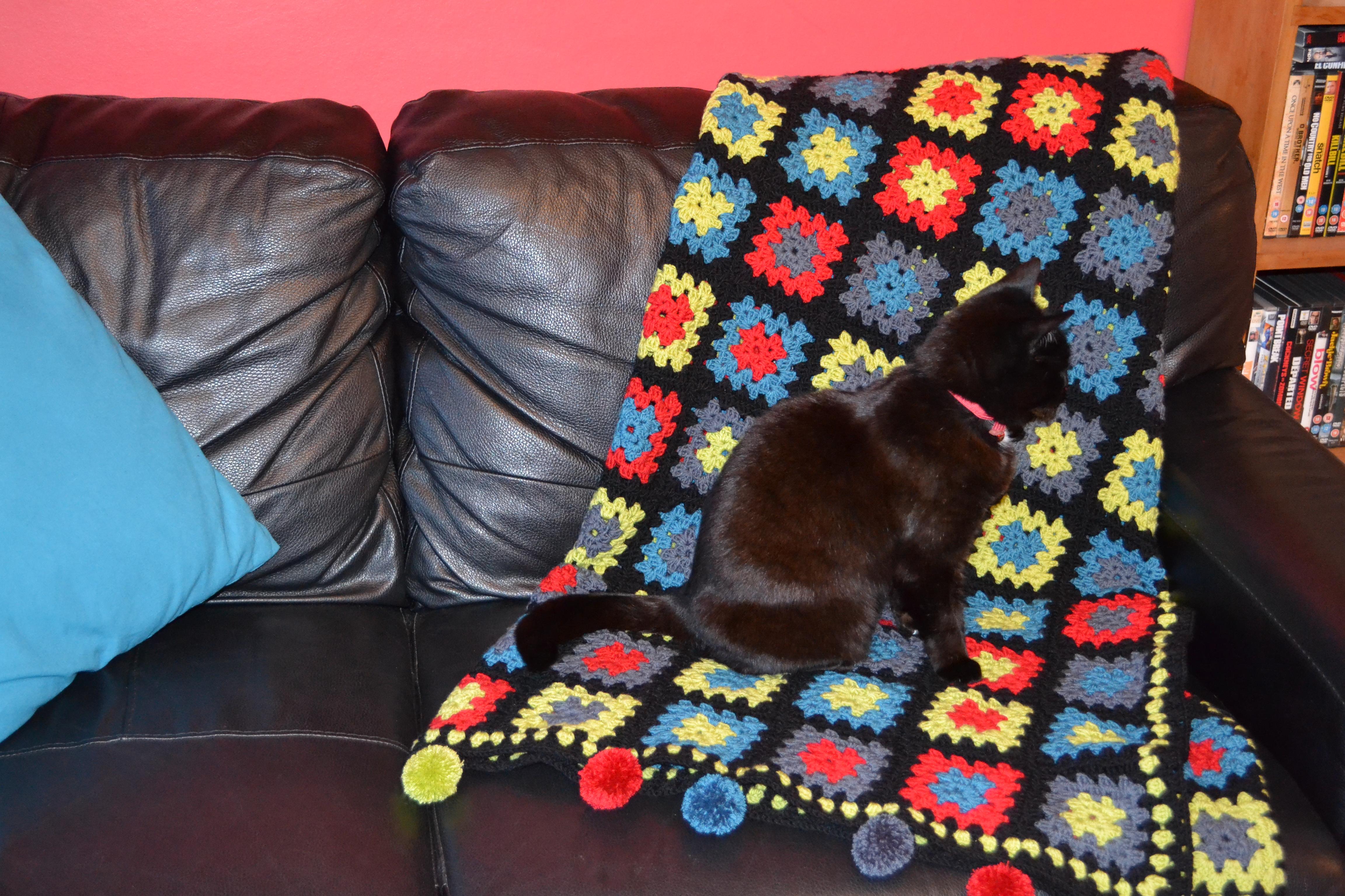 Crochet blanket (9)