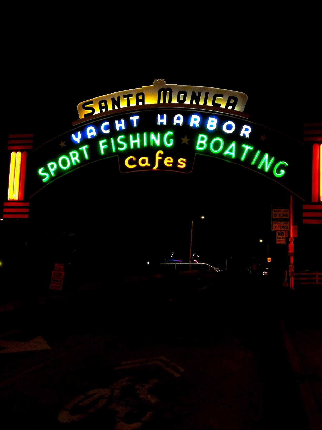 Day 5 Z Santa Monica Pier resize